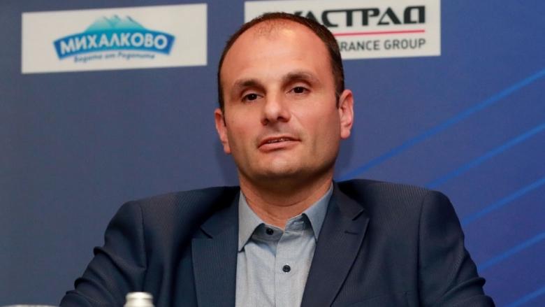 Борис Халачев: Ще създадем продукт, който да бъде лицето на българския волейбол