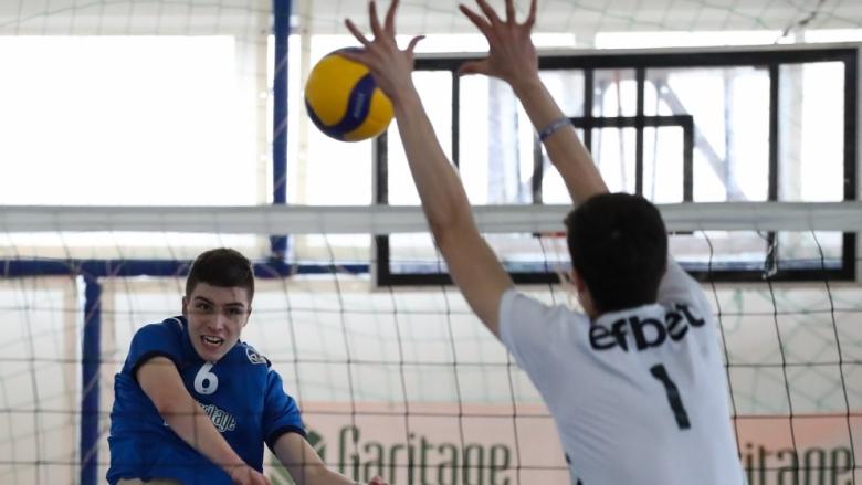 Противоепидемични мерки за провеждане на състезанията при подрастващите във волейбола