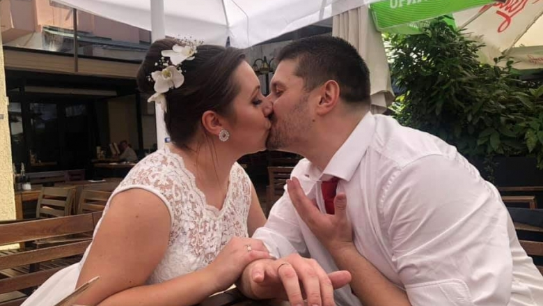 Син на волейболни легенди мина под венчилото