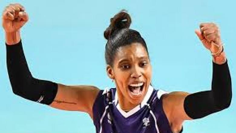 За първи път: Кубинска волейболистка в украинската лига