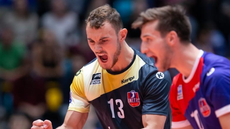 Модена приключи селекцията с германски национал и световен шампион