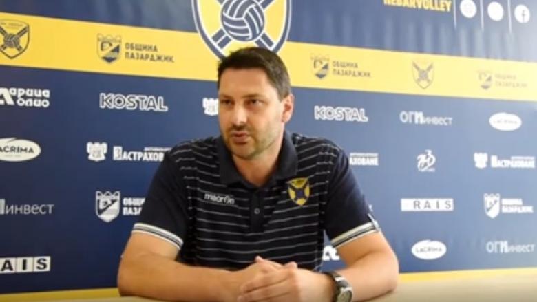 Атанас Петров: Очакваме с нетърпение новия сезон