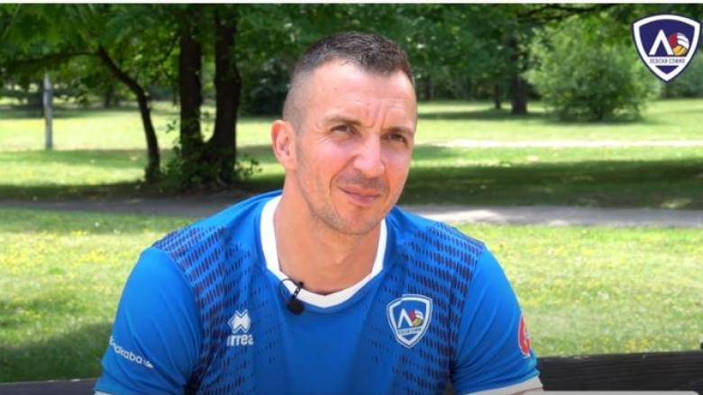 Боян Йорданов: Имах предложения от чужбина, но проектът Левски ме плени  (видео)