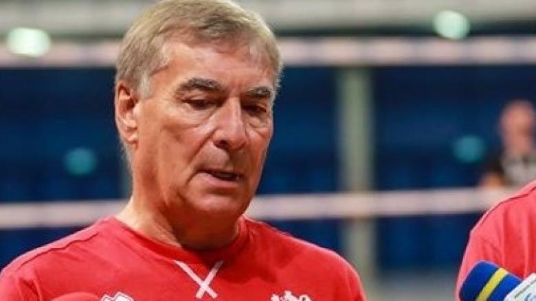Силвано Пранди: Искам новият тим да покаже най-добрите черти на българския волейбол