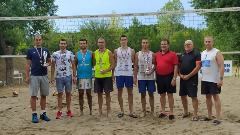 Кърджалийци спечелиха турнира Раковски Бийч волей 2020