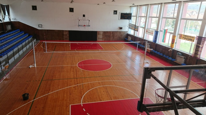 Троян Волей стартира сезона с обновена зала