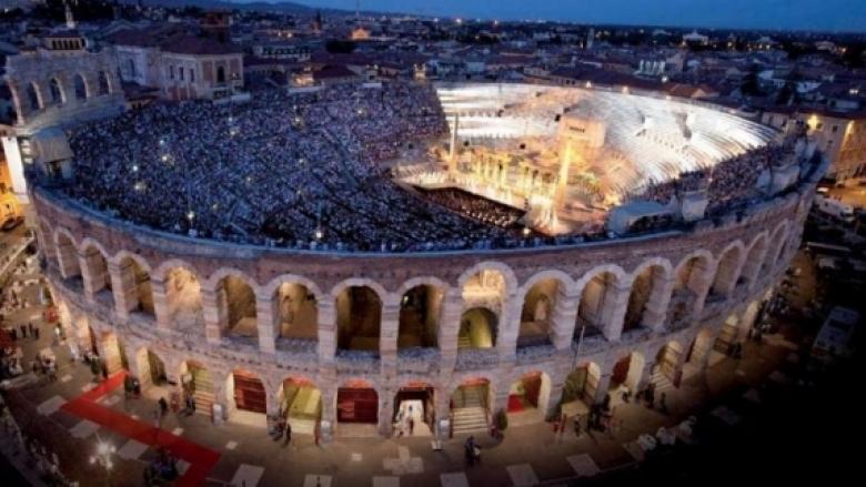 Суперкупата на Италия на ′Арена ди Верона′