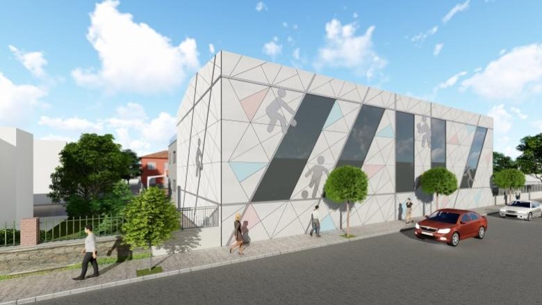 Правят спортна зала за 1,5 млн. лева на пловдивско училище