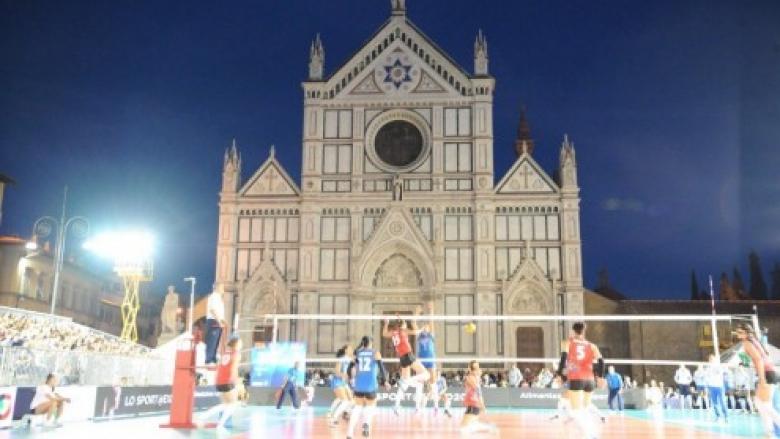 Суперкупата на Италия при жените - във Флоренция