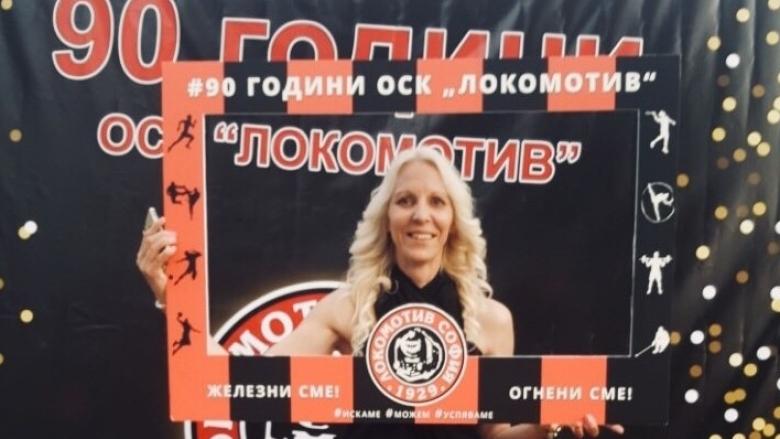 Бригита Славова: Целта ни е Локомотив да възвърне позиции в женския ни волейбол