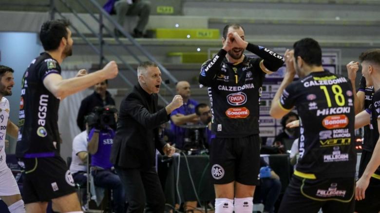 Радостин Стойчев: Матей е важен за отбора не само като състезател, но и като човек