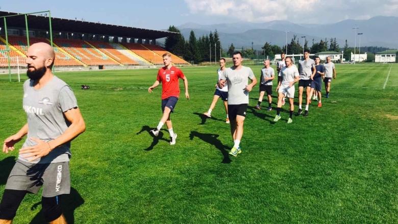 Пирин стартира подготовка за новия сезон в Суперлигата (снимки)