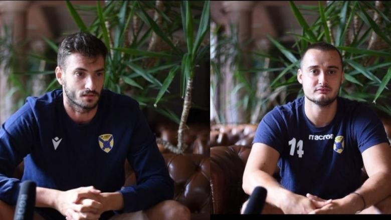 Латунов и Шекерджиев: Борим се за титлата, надяваме се феновете да могат да ни подкрепят (видео)