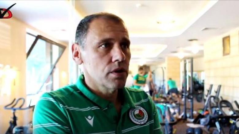 Мирослав Живков: Ще се борим във всеки мач да показваме добър волейбол (видео)