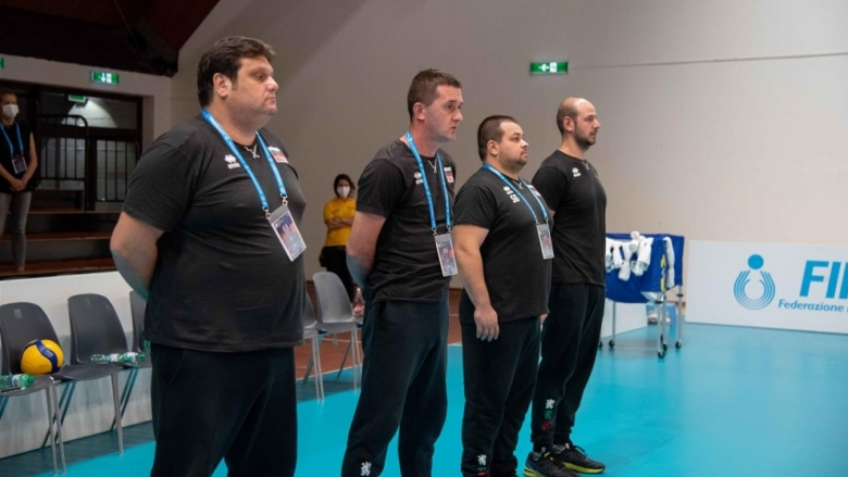 Мартин Стоев: Трябва да се вдигнем и да покажем воля, ще се борим за медал