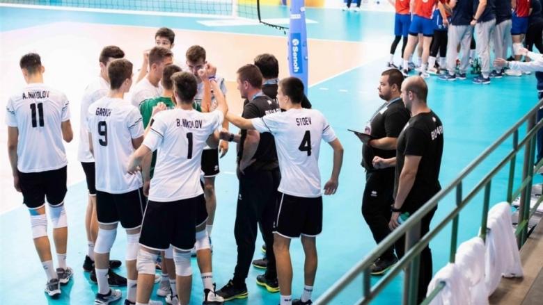 Гледай на живо с BGvolleyball.com България - Полша, мач за бронза на европейското за юноши U18