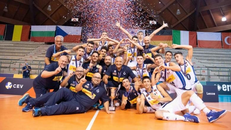 Италия триумфира с титлата на Евроволей U18 за втори път
