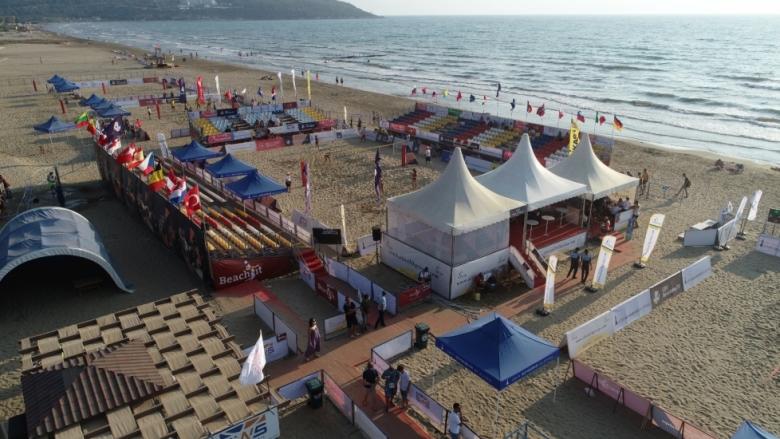 Националите по плажен волейбол заминават за европейското U18