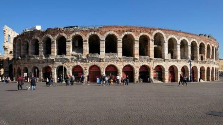 Финалът за Суперкупата на Италия няма да се играе в ′Арена ди Верона′