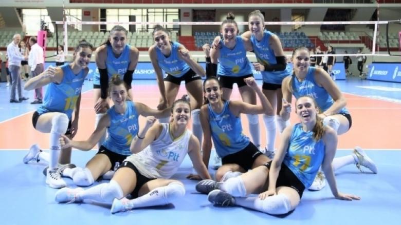 Христина Вучкова с 14 точки донесе първа победа на ПТТ