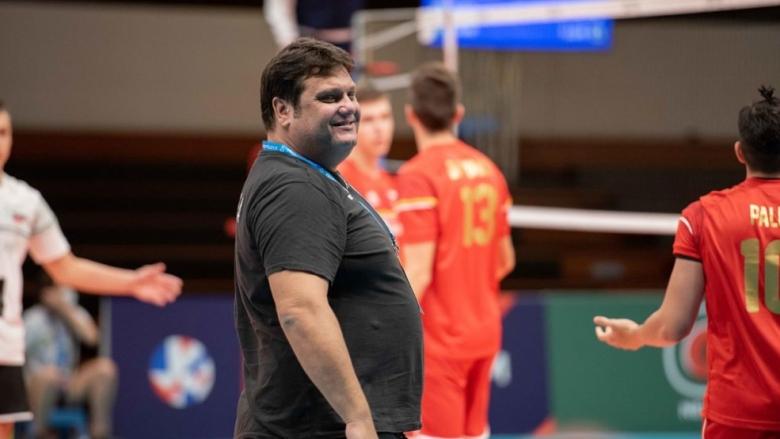 Мартин Стоев: Целта ни е поне полуфинал на Световното догодина