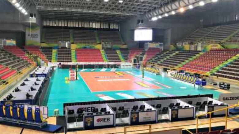 Залата на Бг Верона ще приеме финала на Суперкупата на Италия