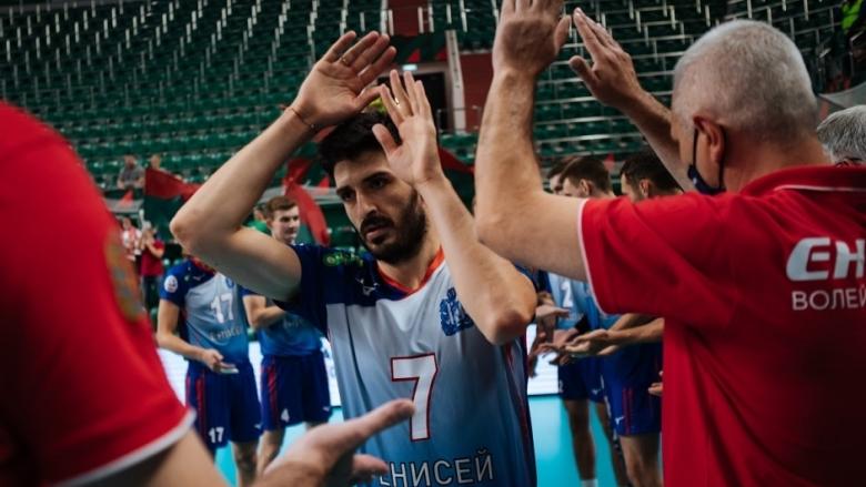Тодор Скримов и Енисей продължават към полуфиналите на Купата на Русия