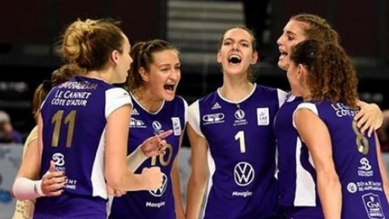 Ева Янева и Сани Георгиева на финал за Купата на Франция