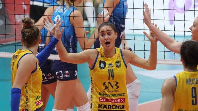 Марица играе контрола с националките до 17 години