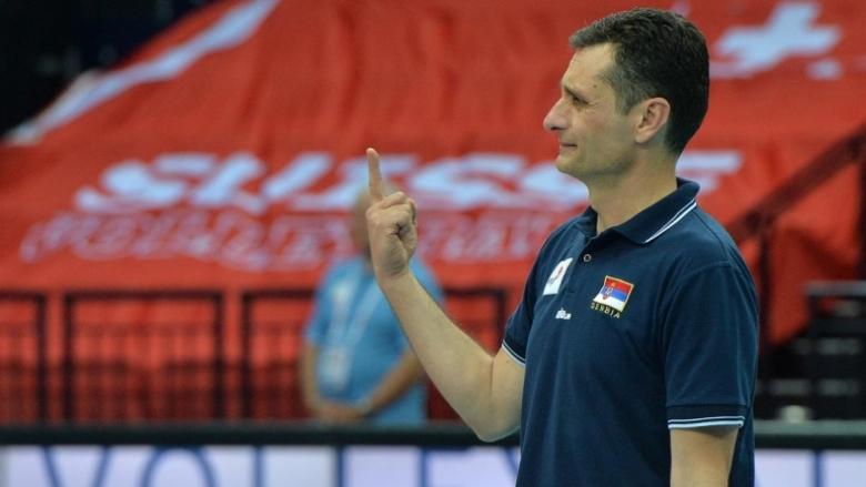 Зоран Терзич за казуса ′Варгас′: Надяваме се на положителен отговор от FIVB