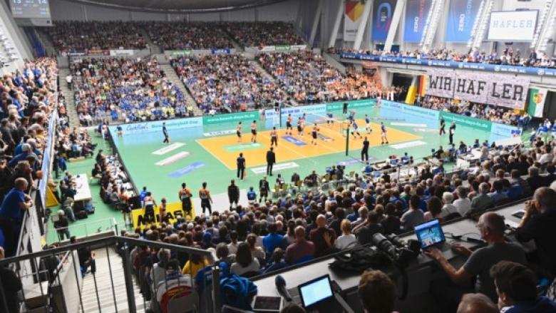 13-кратният шампион на Германия остана без зала