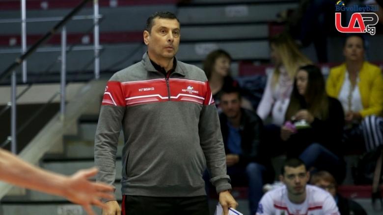 Николай Желязков: Тръгваме освободени за Шампионската лига, няма какво да губим