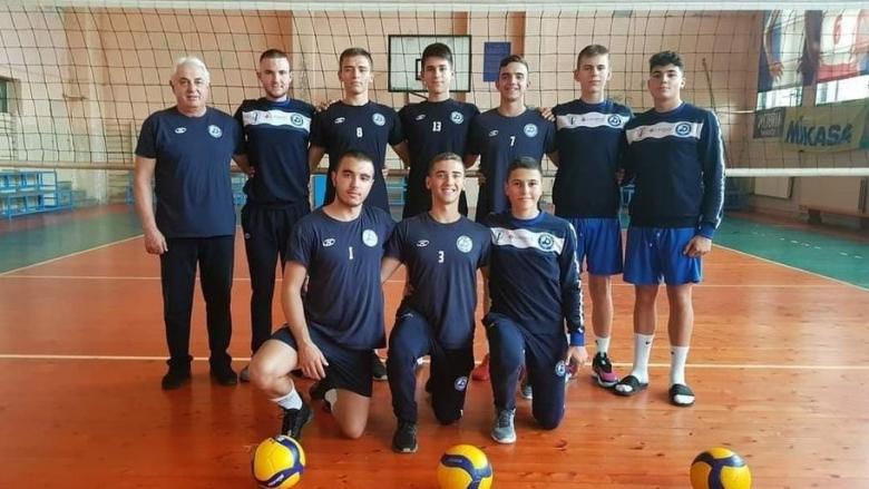 Кадетите на Дунав продължават на квалификационен турнир