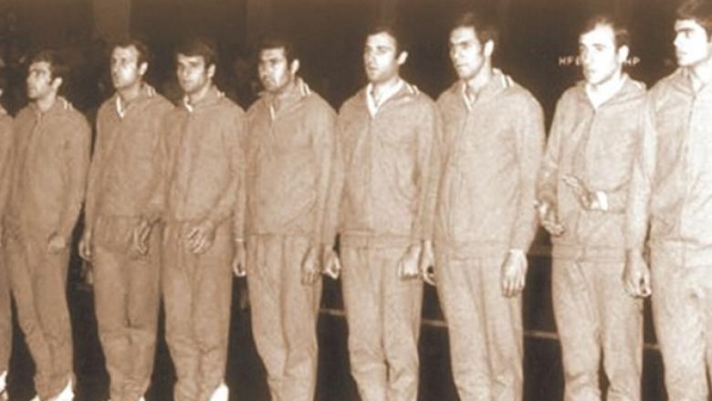 Да си припомним: 50 години от сребърните медали на световното първенство в София