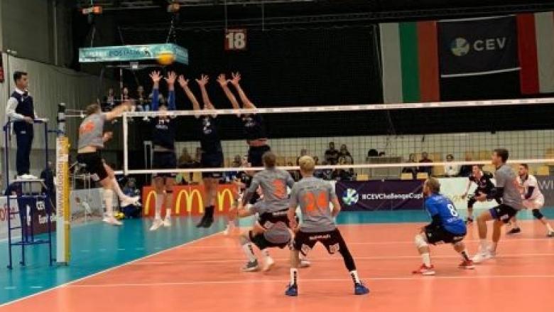 Австрийци изгонили волейболистите на Марек от хотела преди мача