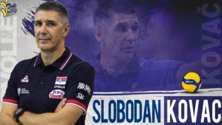 Официално: Слободан Ковач е новият треньор на Сеганов и Латина