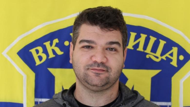 Лазар Лазаров е новият старши-треньор на Марица (видео)
