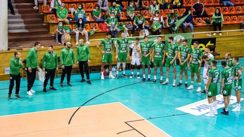 Мирослав Живков: Класирахме се за първата осмица и това е най-важното
