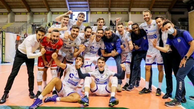Георги Сеганов и Латина с първа победа в италианския елит