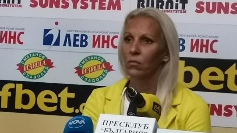 Бригита Славова: Очаква ни много интересно първенство в НВЛ-жени, с оспорваност и непредсказуемост