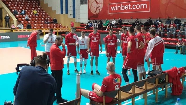 ЦСКА ще играе в първата осмица на Суперлигата след драма с Дунав