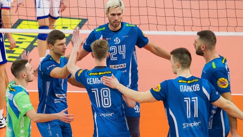 Цецо Соколов и Динамо сразиха Зайцев и Кузбас, взеха лидерството в Русия