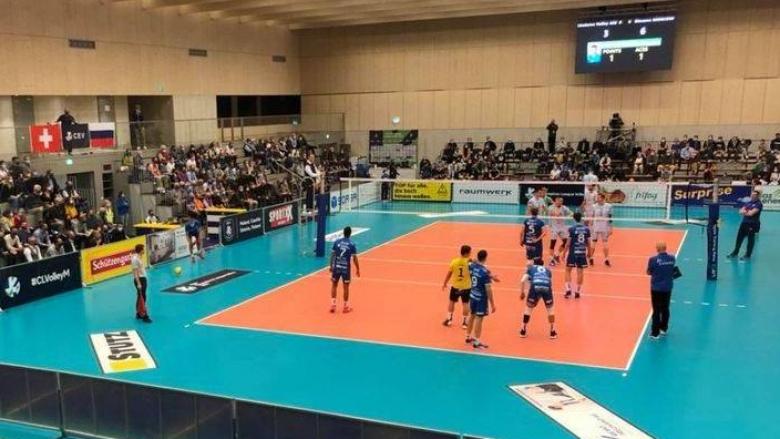 Динамо без Цецо Соколов започна ударно в Швейцария