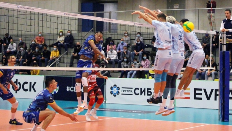 Звездният тим на Тренто остави Динамо извън групите на ШЛ