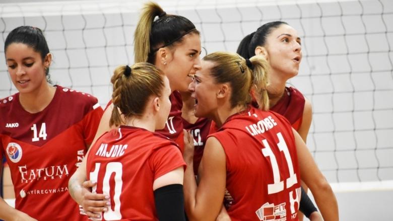 Ралица Василева с 18 точки за победа №4 на Фатум