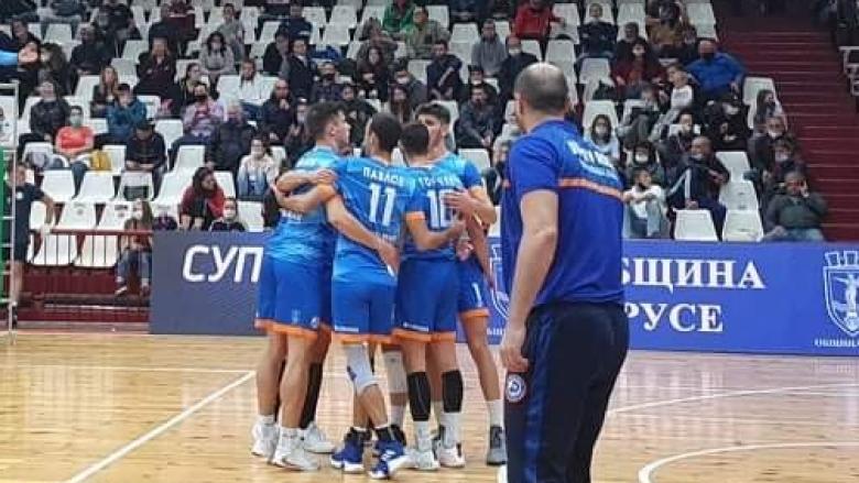 Дунав стартира с петгеймова победа