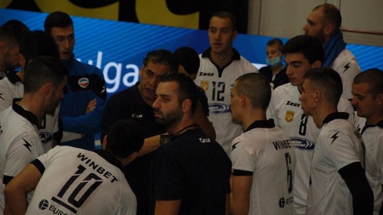Виктор Карагьозов: Извоювахме победа в труден и нервен мач