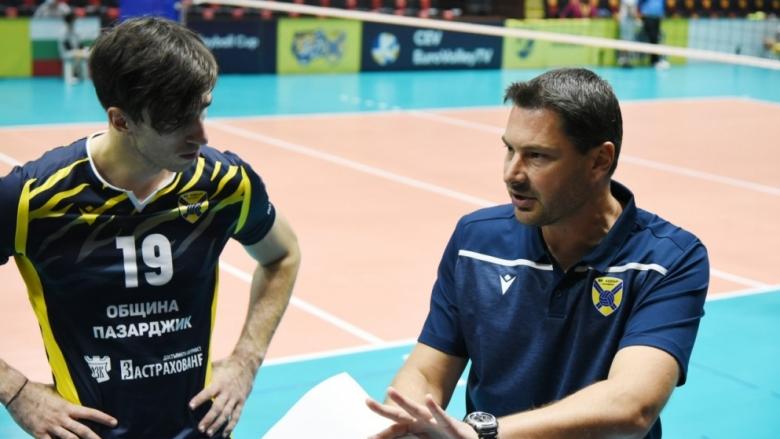 Атанас Петров: Излизаме за втора победа над албанците
