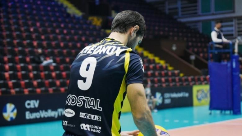 Мартин Симеонов: Победата бе очаквана, въпреки че леко подценихме съперника