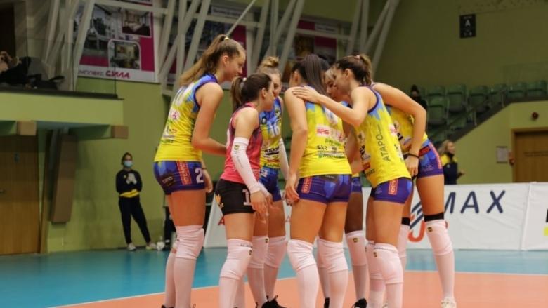 Марица отлага мач от първенството заради турнир от ШЛ